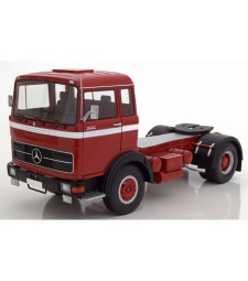 Mercedes LPS 1632 1969 red/black/white Limited Edition 700 pcs.