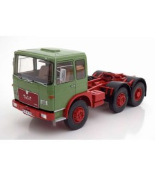 M.A.N. 16304 F7 1972 lightgreen/red Limited Edition 750 pcs.