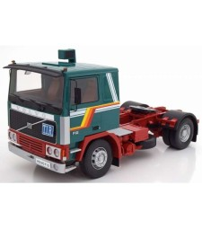 Volvo F12 1977 green/white/red Limited Edition 500 pcs.