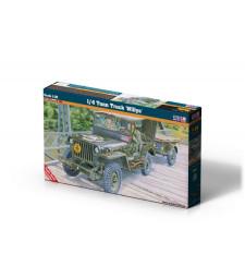 1:35 1/4 Tonn Truck Willys
