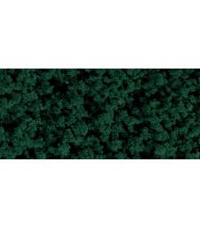 Foam flocking dark green coarse - 400 ml