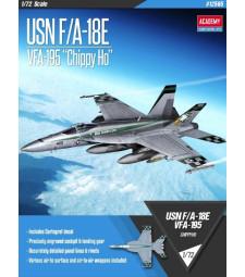 """1:72 USN F:A-18E """"VFA-195 Chippy Ho"""""""