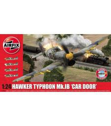 1:24 HAWKER TYPHOON Mk.IB (extra decal scheme)
