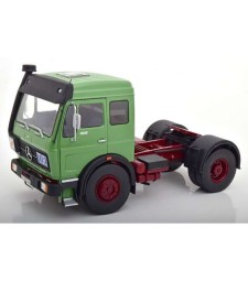 Mercedes NG 1632 1973 green/dunkerot Limited Edition 500 pcs.