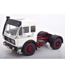 Mercedes NG 1632 1973 white/silver/darkred Limited Edition 500 pcs.