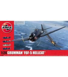 1:24 Grumman F6F-5 Hellcat