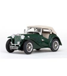MGTC Close 1949 - Shires green