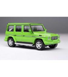 Mercedes Benz AMG G55, green