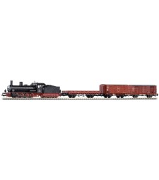 FS Starter Set Steam Loco FS 421 with 3 Freight cars Ep. III