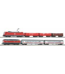 SmartControl light 2-train S-Set DB AG with Railbed, epoch VI