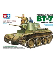 1:35 BT-7 Model 1937- 2 figures