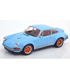 Singer 911 Coupe lightblue/orange Limited Edition 1000 pcs.