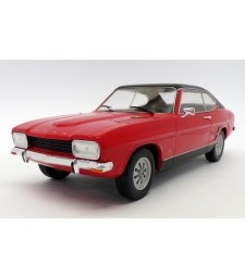 Ford Capri MK I 1600 GT 1973 red/black