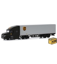 2019 Mack Anthem 18 Wheeler Tractor-Trailer - United Parcel Service (UPS) Freight (Hobby Exclusive)