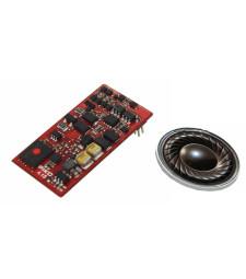PIKO SmartDecoder 4.1 Sound BR 130 PluX22 + Loudspeaker
