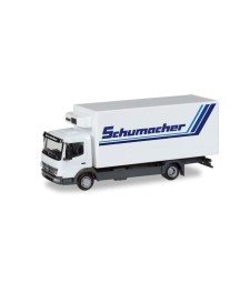 "Mercedes-Benz Atego refrigerated truck ""Spedition Schumacher"""