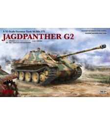 1:35 JAGDPANTHER G2  W/ WORKABLE TRACK LINKS