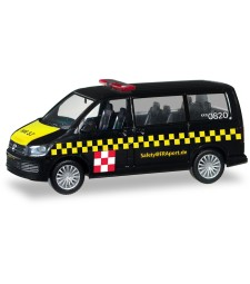 "VW T6 MULTIVAN ""FRAPORT SAFETYCAR"""