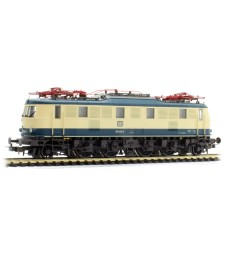 BR 118, DB, beige-blue, epoch IV with DSS PluX22