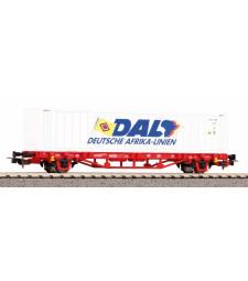 Container car DAL DB AG VI w. 40 Container, epoch VI