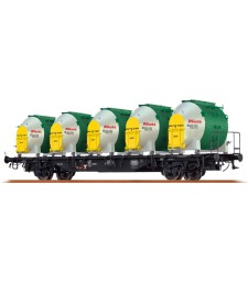 H0 Freight Car Lbs 589 DB, IV, Knorr
