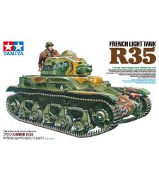 1:35 French Light Tank R35
