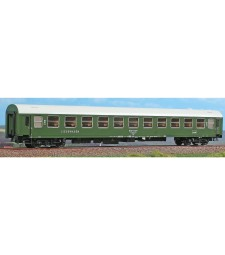 2nd class couchette car type Bcme of the BDZ, epoch VI