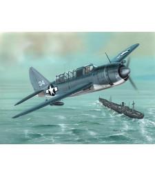 """1:72 SB2A-3 Buccaneer """"US NAVY Bomber"""""""