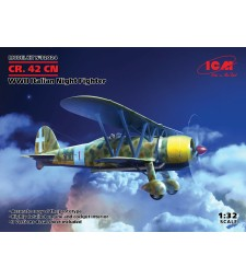 1:32 CR. 42CN, WWII Italian Night Fighter