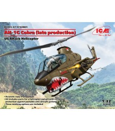 1:32 AH-1G Cobra (late production), US Attack Helicopter