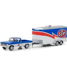 Hitch & Tow Series 12 - 1970 Ford F-100 STP and STP Racing Trailer Solid Pack