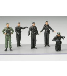 1:48 WWII German Infantry Set
