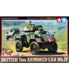 1:48 British 7ton Armored Car Mk.IV