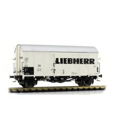 H0 Freight Car Gms 30 DB, III, Liebherr