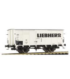 H0 Freight Car G10 DB, III, Liebherr