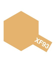 XF-93 Light Brown DAK 1942 - Acrylic Paint Mini  (Flat) 10 ml