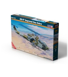 1:72 AH-1T Improved Sea Cobra