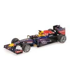 INFINITI RED BULL RACING RENAULT RB9 - SEBASTIAN VETTEL - WINNER INDIAN GP 2013