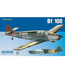 1:32 German WWII liasion aircraft Bf 108