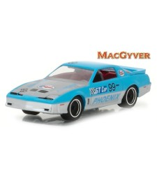 MacGyver (1985-1992 TV Series) - 1987 Pontiac Firebird Solid Pack - Hollywood Series 17