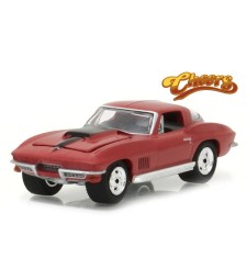 Cheers (1982-93 TV Series) - Sam's 1967 Chevy Corvette Sting Ray Solid Pack - Hollywood Series 17