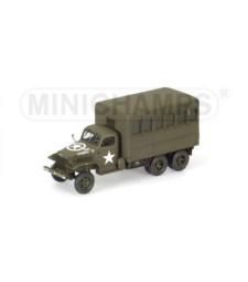 GMC CCKW 353 B2 - BOX TRUCK - 1943