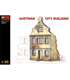 1:35 Austrian City Building