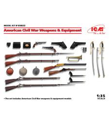 1:35 US Civil War Weapons & Equipment