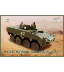 1:35 KTO Rosomak - Polish APC with the OSS-M turret