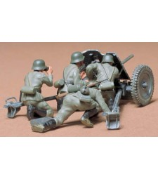 1:35 Ger. 37mm Anti-tank Gun Kit