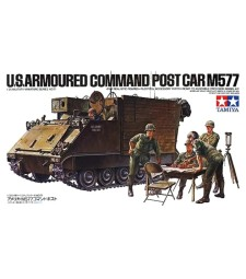 1:35 US M577 Armoured Command Post Car