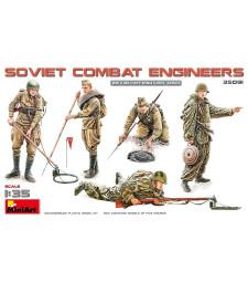 1:35 Soviet Combat Engineers - 5 figures