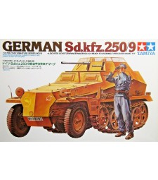 1:35 German Sd. Kfz. 250/9