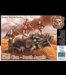 1:35 Desert Battle Series, Skull Clan - Death Angels